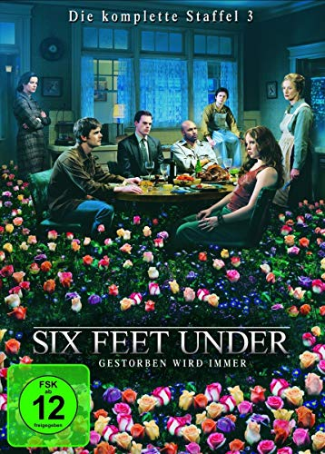 Six Feet Under Staffel 3 (5 DVDs)