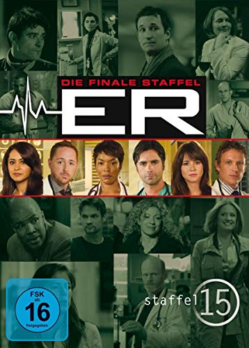 E.R. - Emergency Room Staffel 15 (6 DVDs)