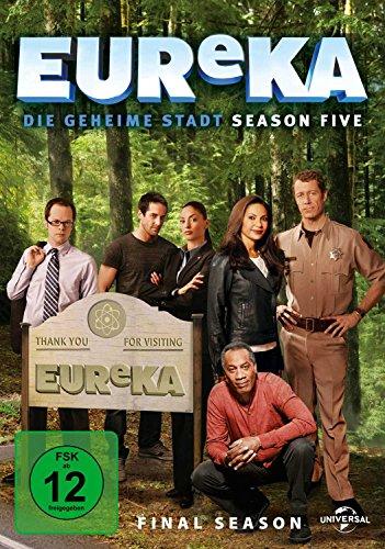 EUReKA - Die geheime Stadt, Staffel 5 (5 DVDs)