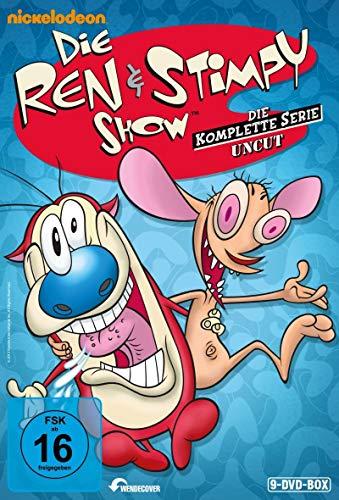 Die Ren & Stimpy Show Die komplette Serie (Uncut) (limitiert, Hartkarton)