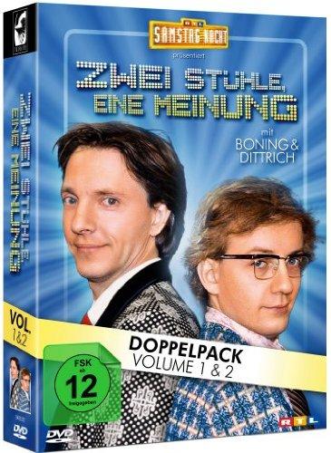 RTL Samstag Nacht Zwei Stühle, eine Meinung: Vol. 1 & 2 (2 DVDs)