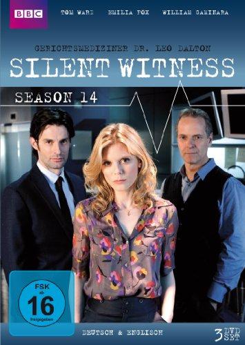 Silent Witness (Gerichtsmediziner Dr. Leo Dalton) Staffel 14 (3 DVDs)