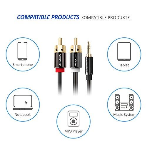 deleyCON Audio Kabel für hohe Ansprüche