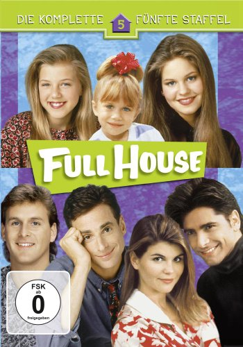 Full House Staffel 5 (4 DVDs)