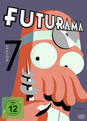 Futurama Staffel 7 (2 DVDs)