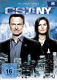 CSI: NY - Season 8 (6 DVDs)