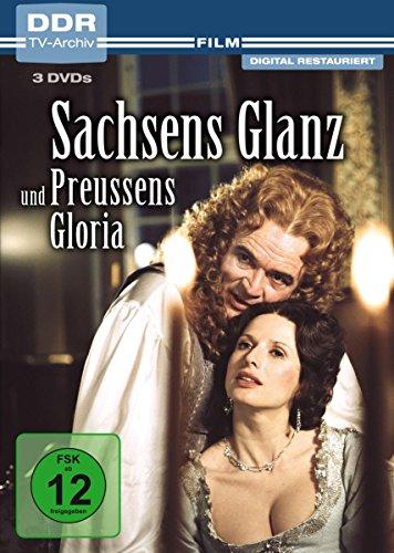 Sachsens Glanz und Preußens Gloria (DDR TV-Archiv) (3 DVDs)