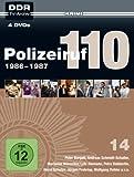 Polizeiruf 110 - Box 14: 1986-1987 (DDR TV-Archiv) (4 DVDs)