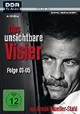 Das unsichtbare Visier, Folge 1-5 (DDR TV-Archiv) (3 DVDs)