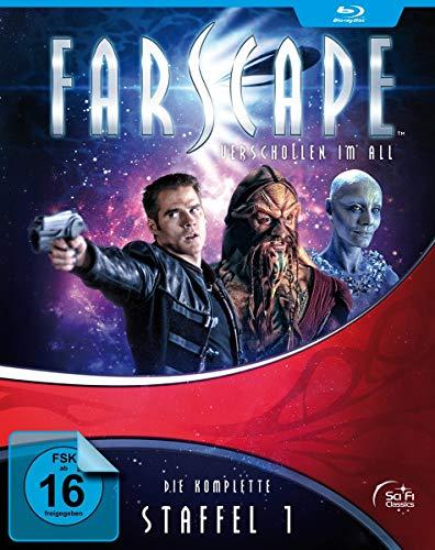 Farscape Staffel 1 [Blu-ray]