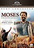 Moses: Die zehn Gebote - Die komplette Miniserie (3 DVDs)