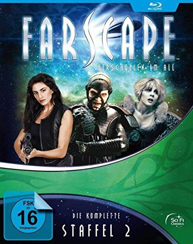 Farscape Staffel 2 [Blu-ray]