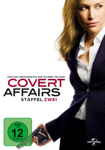Covert Affairs Staffel 2 (4 DVDs)