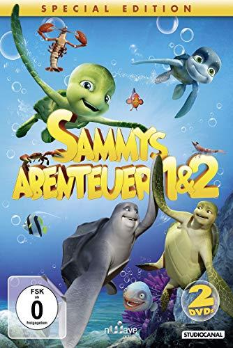 Sammys Abenteuer  1 & 2 (Special Edition) (2 DVDs)