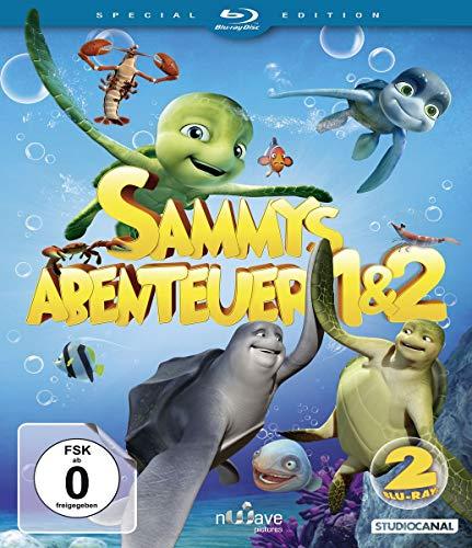 Sammys Abenteuer  1 & 2 [Blu-ray]