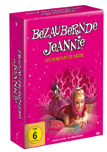 Bezaubernde Jeannie Die komplette Serie (20 DVDs)