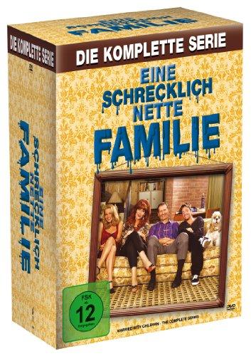 Eine schrecklich nette Familie Die komplette Serie (33 DVDs)