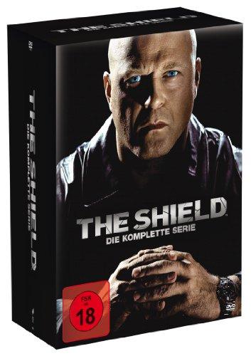 The Shield Die komplette Serie (28 DVDs)