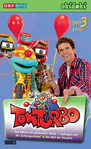 Tom Turbo, DVD 3