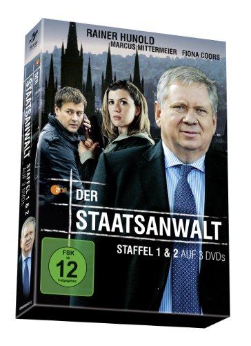 Der Staatsanwalt Staffel 1 & 2 (3 DVDs)