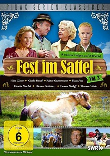Fest im Sattel Staffel 3 (2 DVDs)