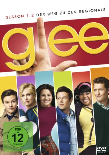 Glee Staffel 1, Vol. 2 (3 DVDs)