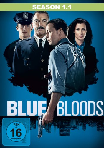 Blue Bloods Staffel 1.1 (3 DVDs)