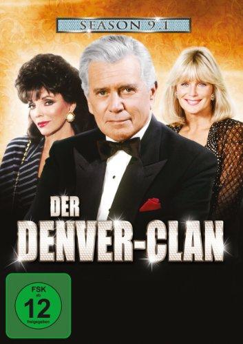 Der Denver-Clan Season 9.1 (3 DVDs)
