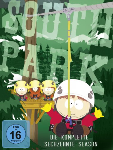South Park Staffel 16 (3 DVDs)
