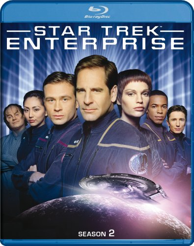 Star Trek - Enterprise: Season 2 [Blu-ray]