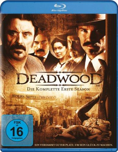Deadwood Season 1 [Blu-ray]