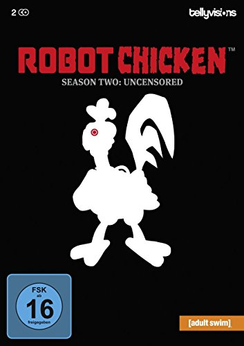 Robot Chicken Staffel 2 (Uncensored) (2 DVDs)