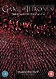 Game of Thrones - Series 1-4 (20 DVDs)