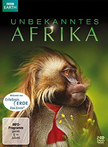 Unbekanntes Afrika 2 DVDs