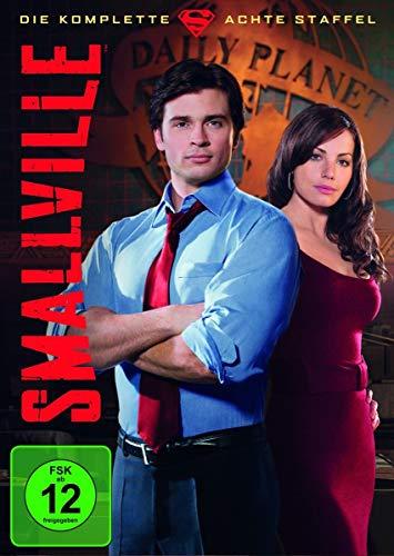 Smallville Staffel  8 (6 DVDs)