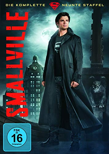 Smallville Staffel  9 (6 DVDs)