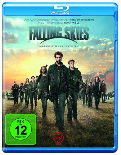 Falling Skies Staffel 2 [Blu-ray]