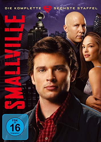 Smallville Staffel  6 (6 DVDs)