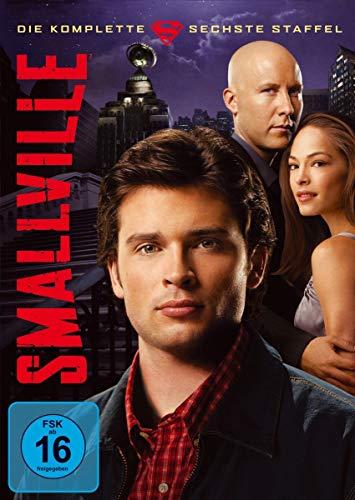 Smallville Staffel  6 (6 DVDs)