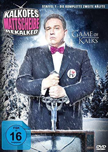 Kalkofes Mattscheibe: Rekalked! Staffel 1.2 (3 DVDs)