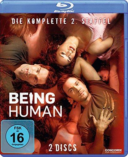 Being Human Staffel 2 [Blu-ray]