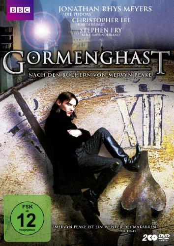 Gormenghast 2 DVDs