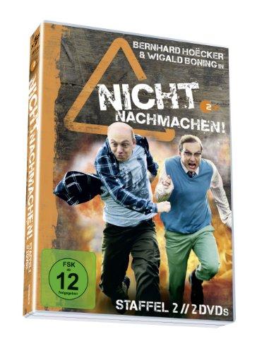 Nicht nachmachen! Staffel 2 (2 DVDs)