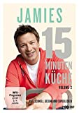 Jamie Oliver: Jamies-15-Minuten-Küche, Vol. 2 (2 DVDs)