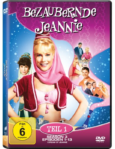 Bezaubernde Jeannie Season 3.1 (2 DVDs)