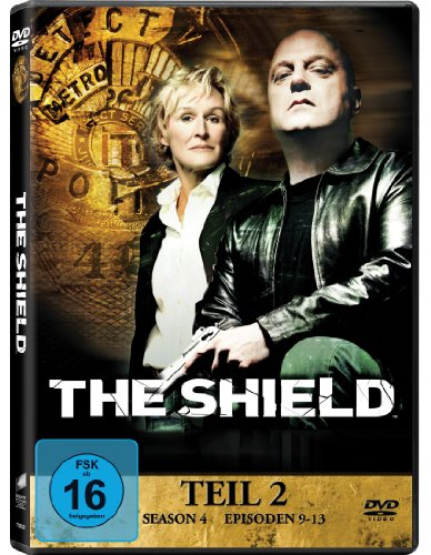 The Shield - Season 4.2 (2 DVDs)