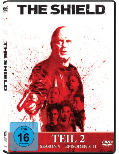 The Shield Season 5.2 (2 DVDs)