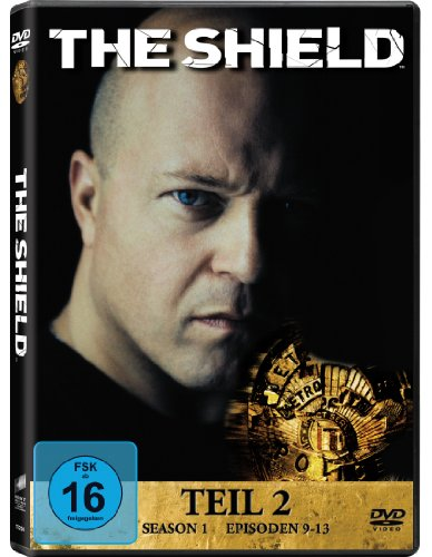 The Shield Season 1.2 (2 DVDs)