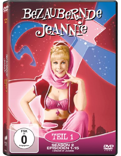 Bezaubernde Jeannie Season 2.1 (2 DVDs)