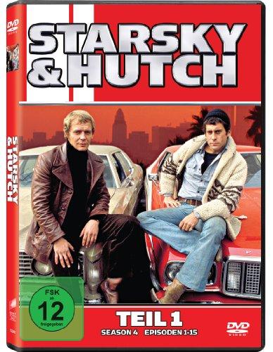 Starsky & Hutch Season 4.1 (3 DVDs)